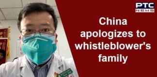 Coronavirus China Doctor Li Wenliang , Communist Party Apology