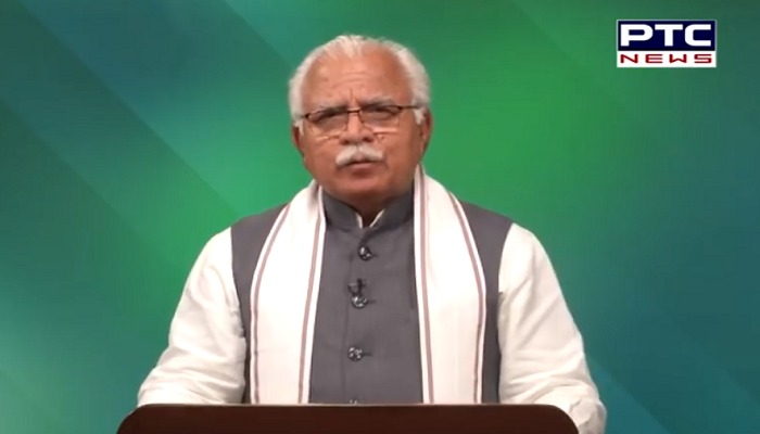 CM Manohar Lal appeals to citizens of Haryana hn