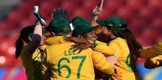 ICC Women T20 World Cup : South Africa Beat Pakistan By 17 runs