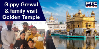 Gippy Grewal Family Golden Temple , Sri Harmandir Sahib Amritsar