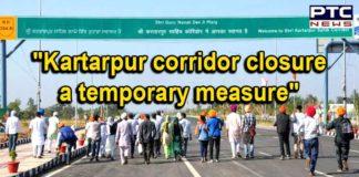 Kartarpur Corridor Closed Coronavirus Punjab , Captain Amarinder