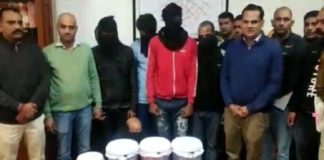 Police arrested theft accused in Panchkula