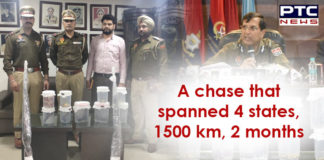 Punjab Police arrested 7 people , Most Wanted Gangster , PTC News
