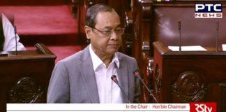 Former CJI Ranjan Gogoi takes oath as Rajya Sabha MP,Opposition stages walkout