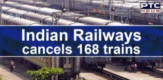 Coronavirus Trains Cancelled ,Indian Railway , COVID 19 India