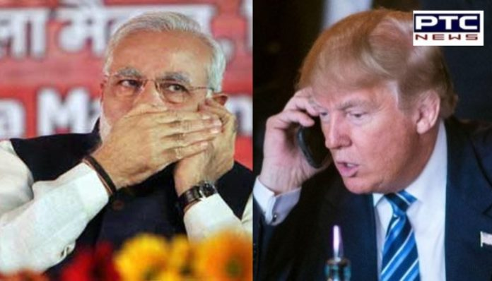 #Coronavirus : President Trump requests PM Modi to release Hydroxychloroquine ordered by US