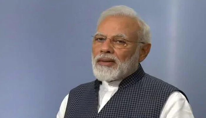 PM Modi Interacts With CM's to tackle COVID 19