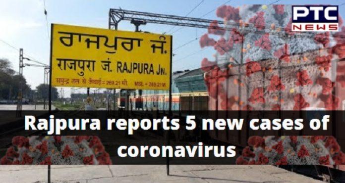 Coronavirus Positive Cases From Rajpura , Patiala News , Punjab