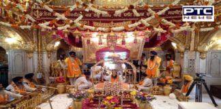 Shri Guru Tegh Bahadur Sahib Ji prakash purab Sri Darbar Sahib Amritsar