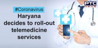 Coronavirus Haryana Telemedicine Services | Manohar Lal Khattar