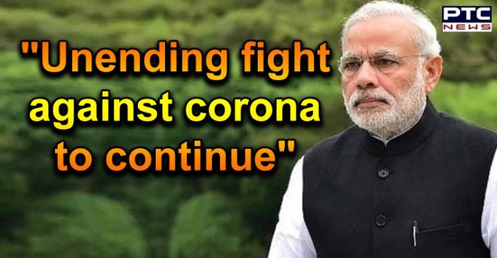 Narendra Modi Speech Today , Coronavirus in India , BJP Foundation Day