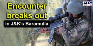 Jammu and Kashmir Baramulla Encounter , Sopore Area