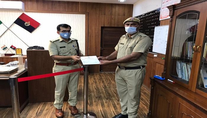 Haryana Police Policeman set example of honesty