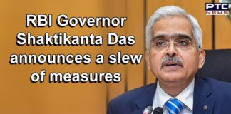 RBI Governor Shaktikanta Das Press Conference , Fixed Repo Rate , Coronavirus
