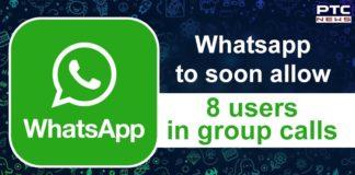 WhatsApp New Group Call Participants Limit Amid Coronavirus Lockdown