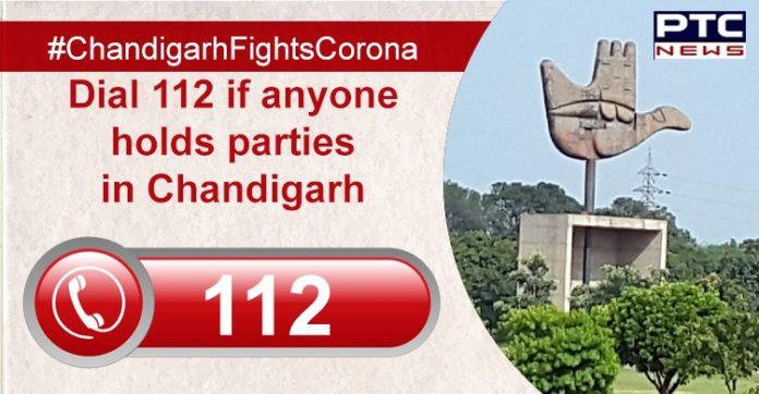 Coronavirus Chandigarh Bapu Dham Sector 26   UT Adviser Manoj Parida