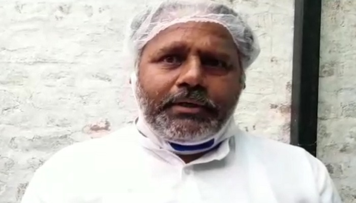 Baba Farid's kitchen is making food of 8 thousand people daily