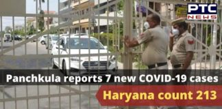 Coronavirus Panchkula Sector 15 | Haryana Confirmed Cases and Death Toll