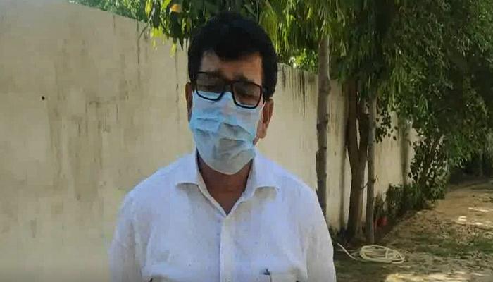 Coronavirus Haryana Gurugram jail warden infected with Corona