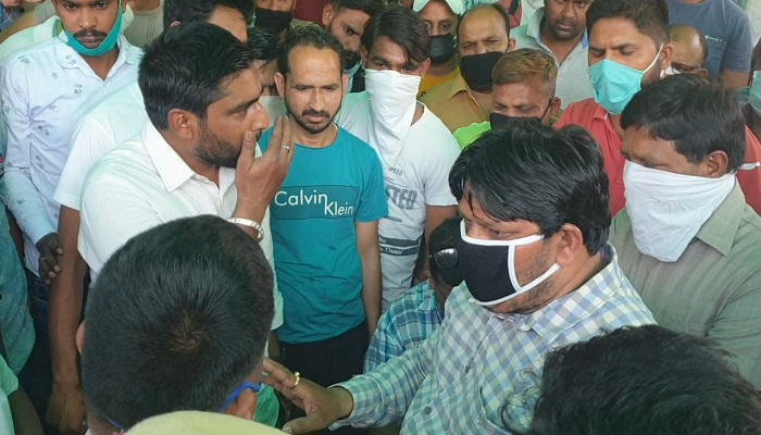 Ruckus in Yamunanagar over death of person in jail