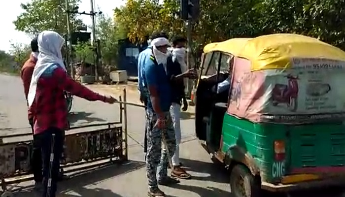 Coronavirus Haryana | Villager Vigil on Village Border