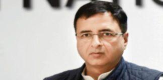 Congress Leader Randeep Surjewala attacks on Haryana Government