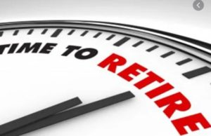 NO MOVE TO REDUCE THE RETIREMENT AGE OF GOVERNMENT EMPLOYEES