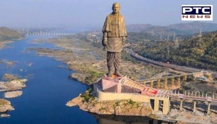 Coronavirus pandemic । Ad placed to 'sell' Gujarat's Statue of Unity, FIR lodged
