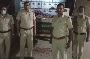952 boxes of illicit liquor seized in Jhajjar