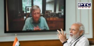 PM Narendra Modi interacts with Bill Gates, discusses global response to Covid-19