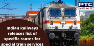 Indian Railways Special Trains From June 1 | List of Special Routes