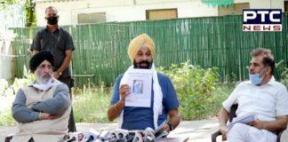 SAD says CM lying and fudging excise revenue figures