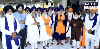 Shiromani Gurdwara Parbandhak Committee commemorates martyrs of Gurdwara Sri Paonta Sahib
