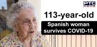Coronavirus Spain | 113-year-old woman Maria Branyas Defeated COVID 19