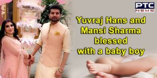 Choti Sarrdaarni Actress Mansi Sharma Yuvraj Hans Welcome Baby Boy