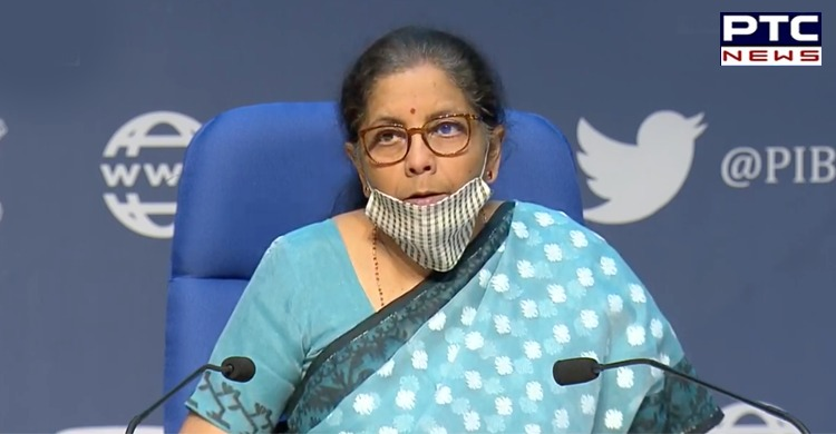 Union Finance Minister Nirmala Sitharaman Press Conference