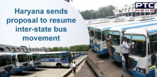 Haryana Government Interstate Movement Bus Route | UP, Punjab, and Delhi