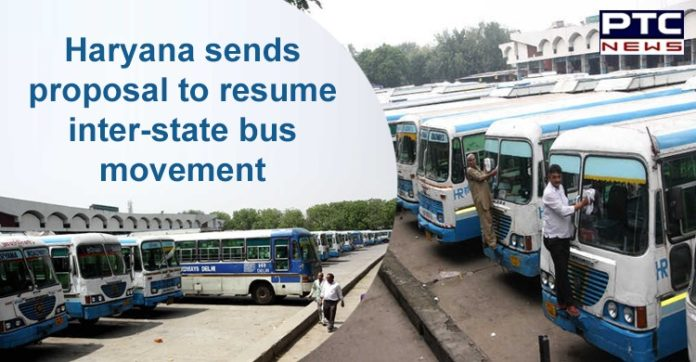 Haryana Government Interstate Movement Bus Route Up Punjab And Delhi