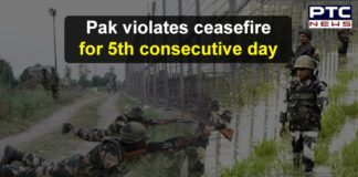 Jammu and Kashmir | Pakistan Ceasefire Violation in Poonch and Rajouri