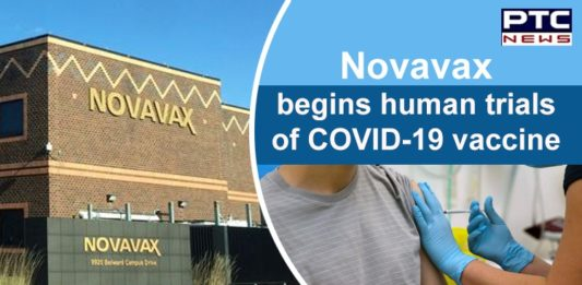 Coronavirus Vaccine NVX‑CoV2373 Clinical Trial by Novavax Biotech Company Australia