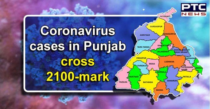 Coronavirus Cases and Death Toll in Punjab   Hoshiarpur, Jalandhar, Amritsar