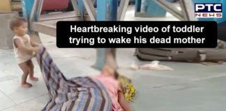 Migrant Woman Died on Train in Bihar Muzaffarpur Railway Platform