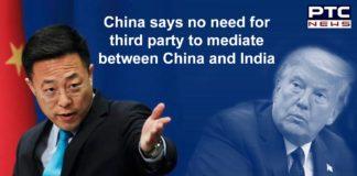 India China Dispute | Zhao Lijian on Donald Trump Offer | Narendra Modi