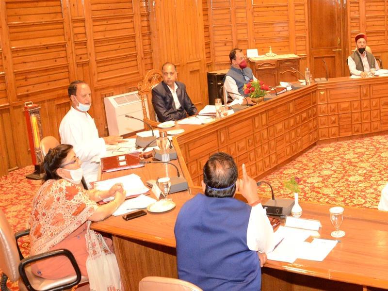 H.P. Cabinet Decisions | Covid Cess on Liquor | Himachal Hindi News