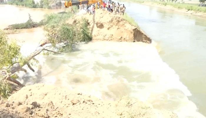 Karnal Canal Break   Haryana News in Hindi   PTC NEWS