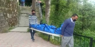 No one helped due to fear of corona, youth died due to head injury