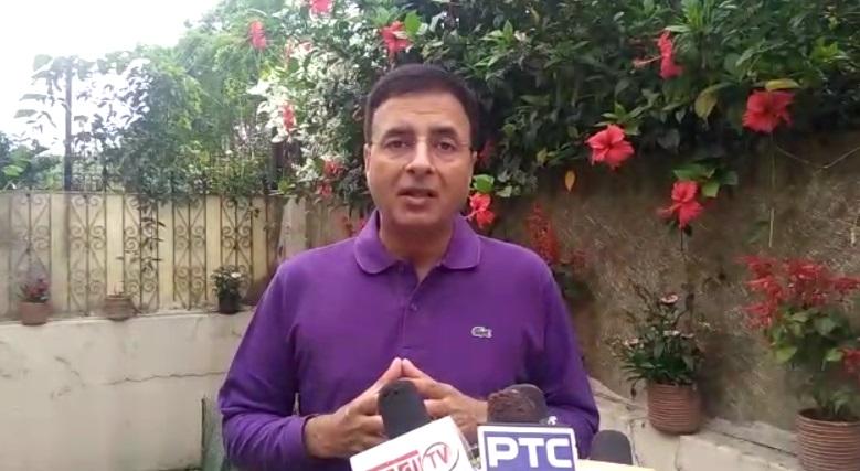Agriculture Minister JP Dalal on Congress Allegation