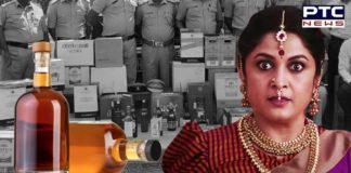 Bahubali actor Ramya Krishnan illicit liquor seized