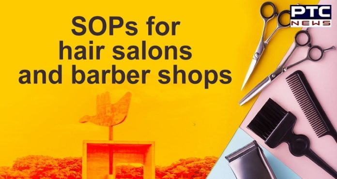 Chandigarh Administration SOP for Hair Salons and Barber Shops | Shops Timings