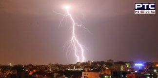 Lightning and Heavy Rain in Bihar and Uttar Pradesh | Narendra Modi